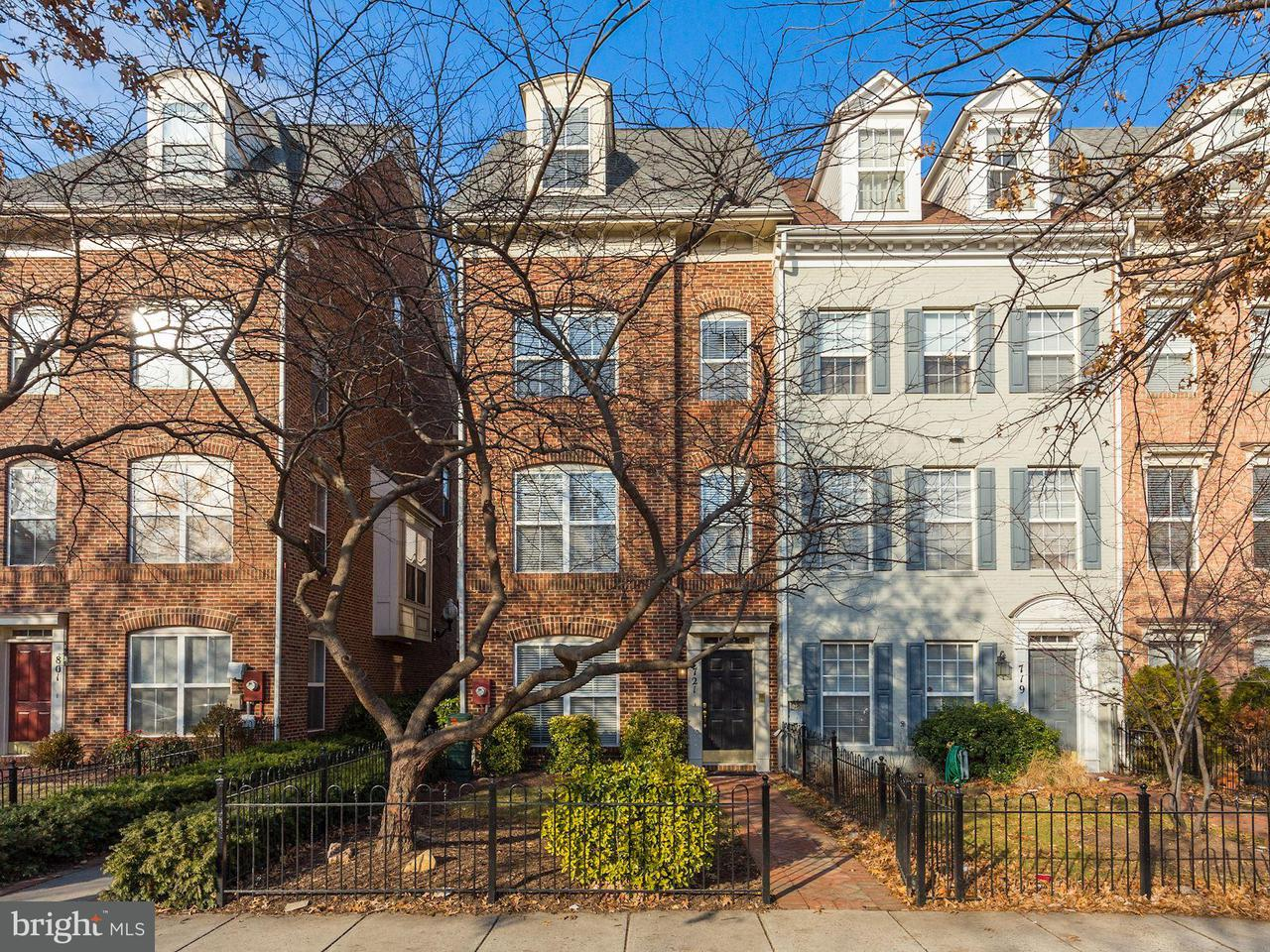Other Residential for Rent at 721 G St SW #n/A Washington, District Of Columbia 20024 United States