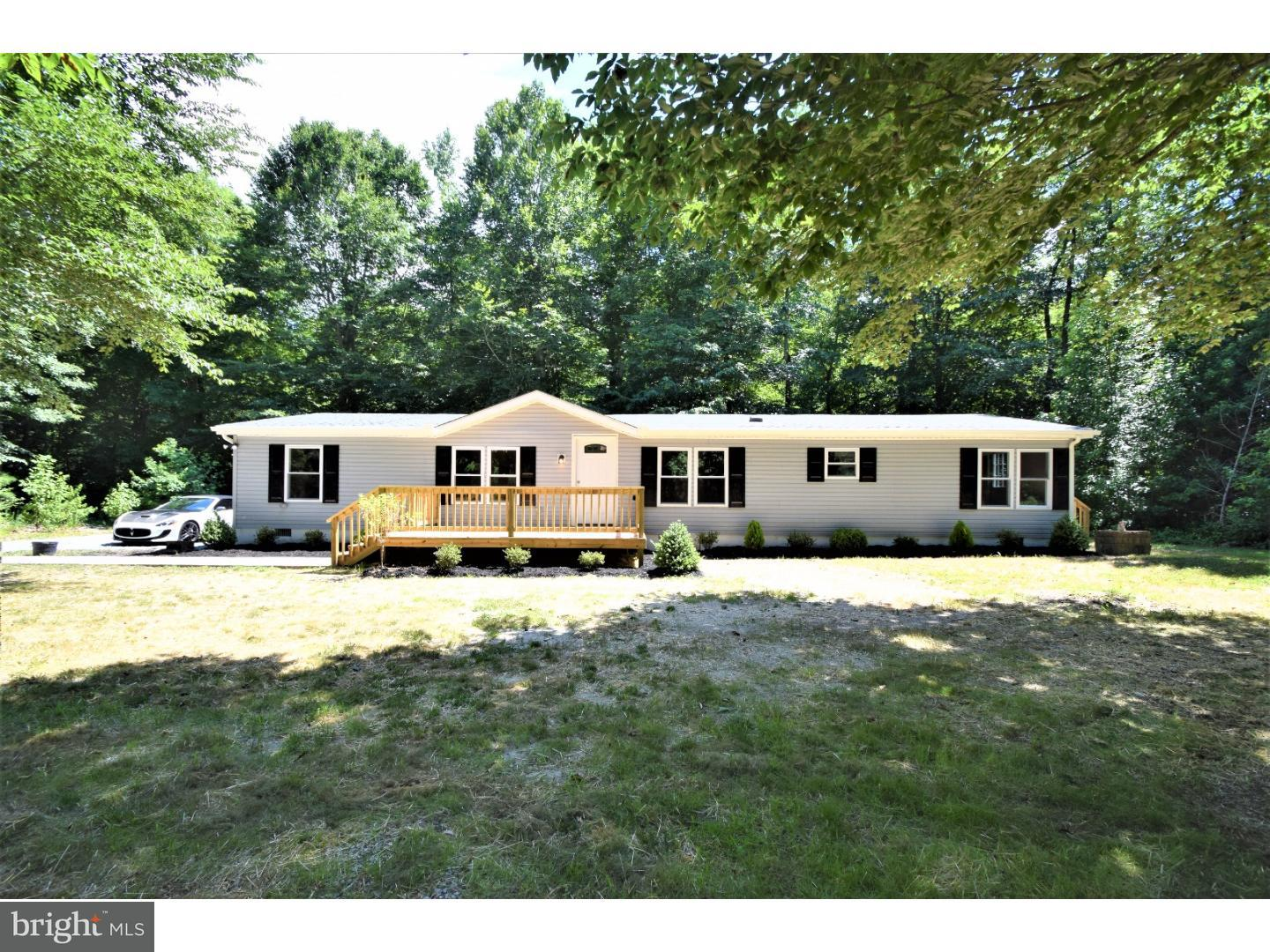 Single Family Home for Sale at 11604 UTICA Road Greenwood, Delaware 19950 United States