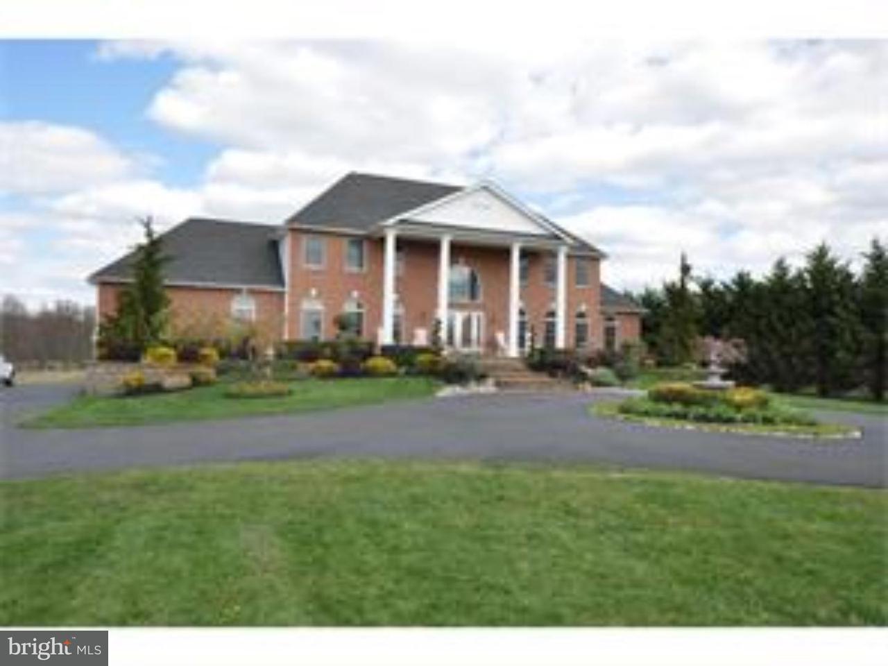 一戸建て のために 売買 アット 342 EAYRESTOWN Road Southampton, ニュージャージー 08088 アメリカ合衆国