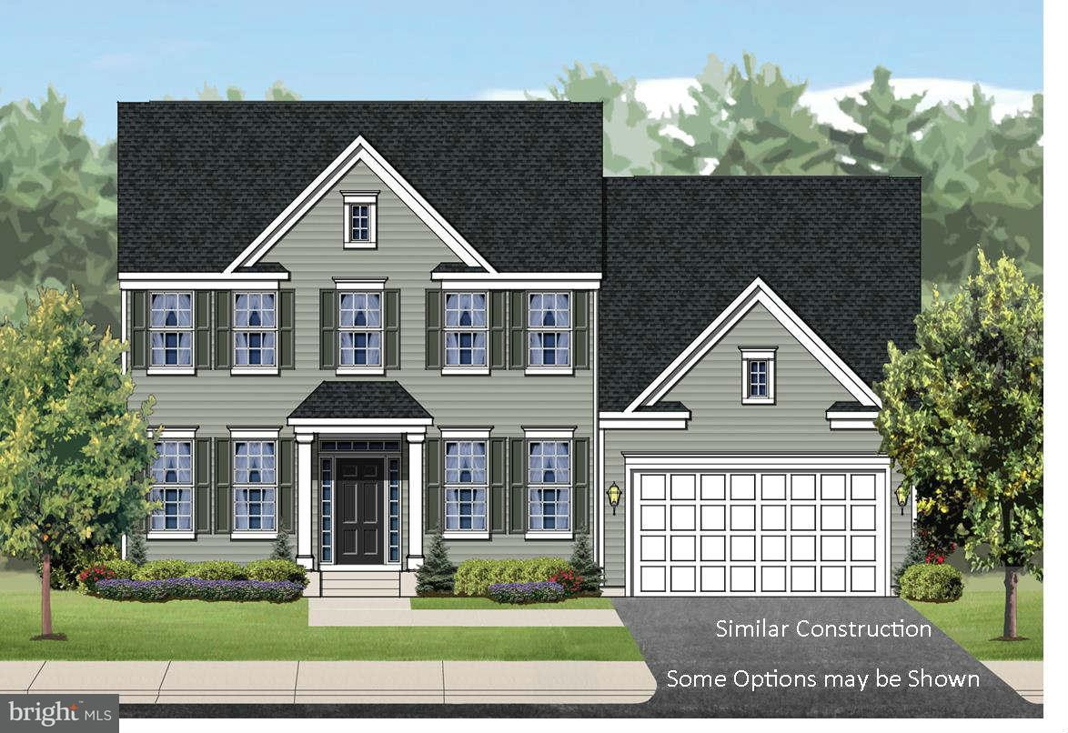 Single Family for Sale at 0 Five Forks Dr #fairfax Ii Plan Harpers Ferry, West Virginia 25425 United States