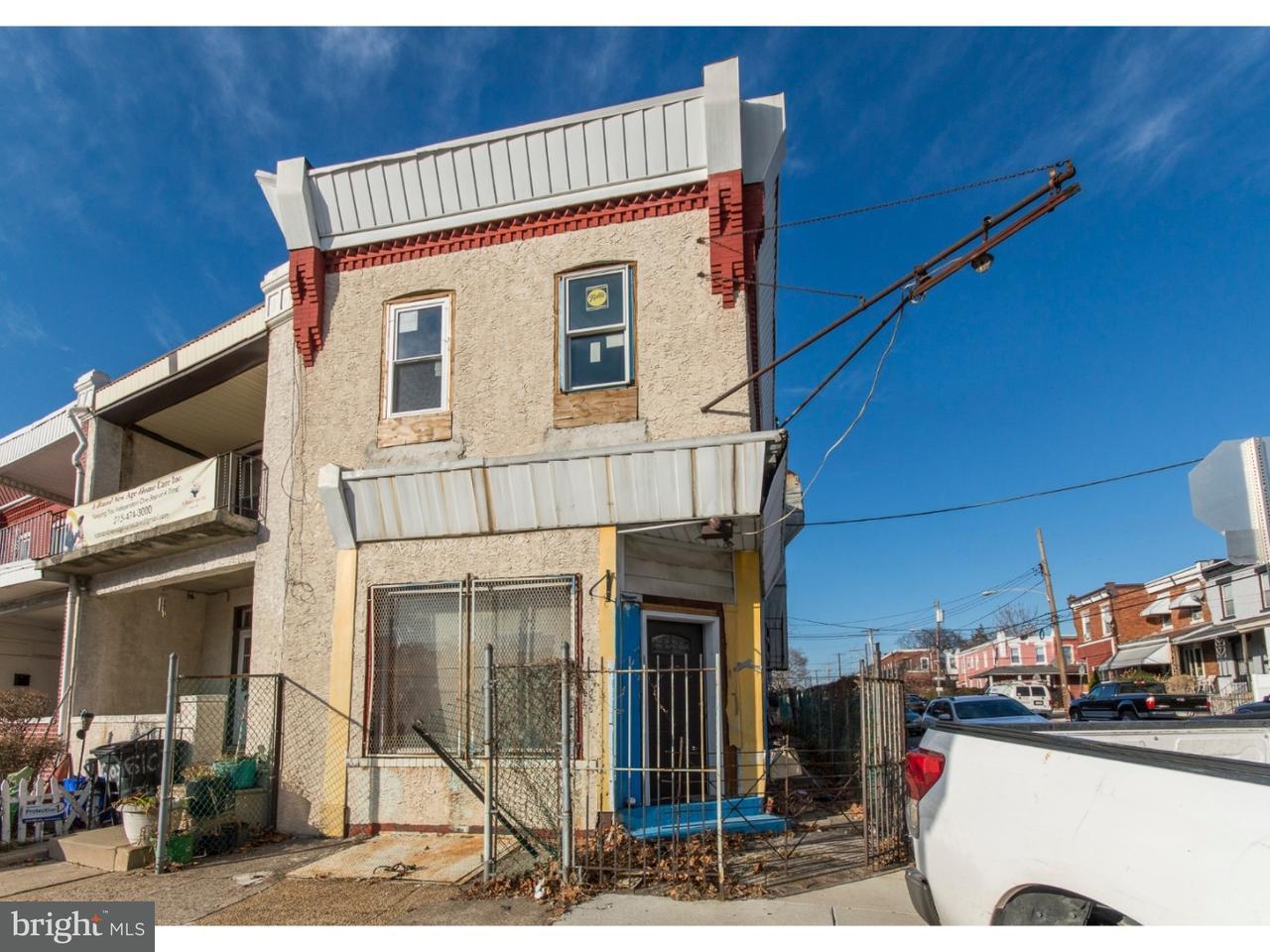 Μονοκατοικία για την Πώληση στο 6101 W THOMPSON Street Philadelphia, Πενσιλβανια 19151 Ηνωμενεσ Πολιτειεσ