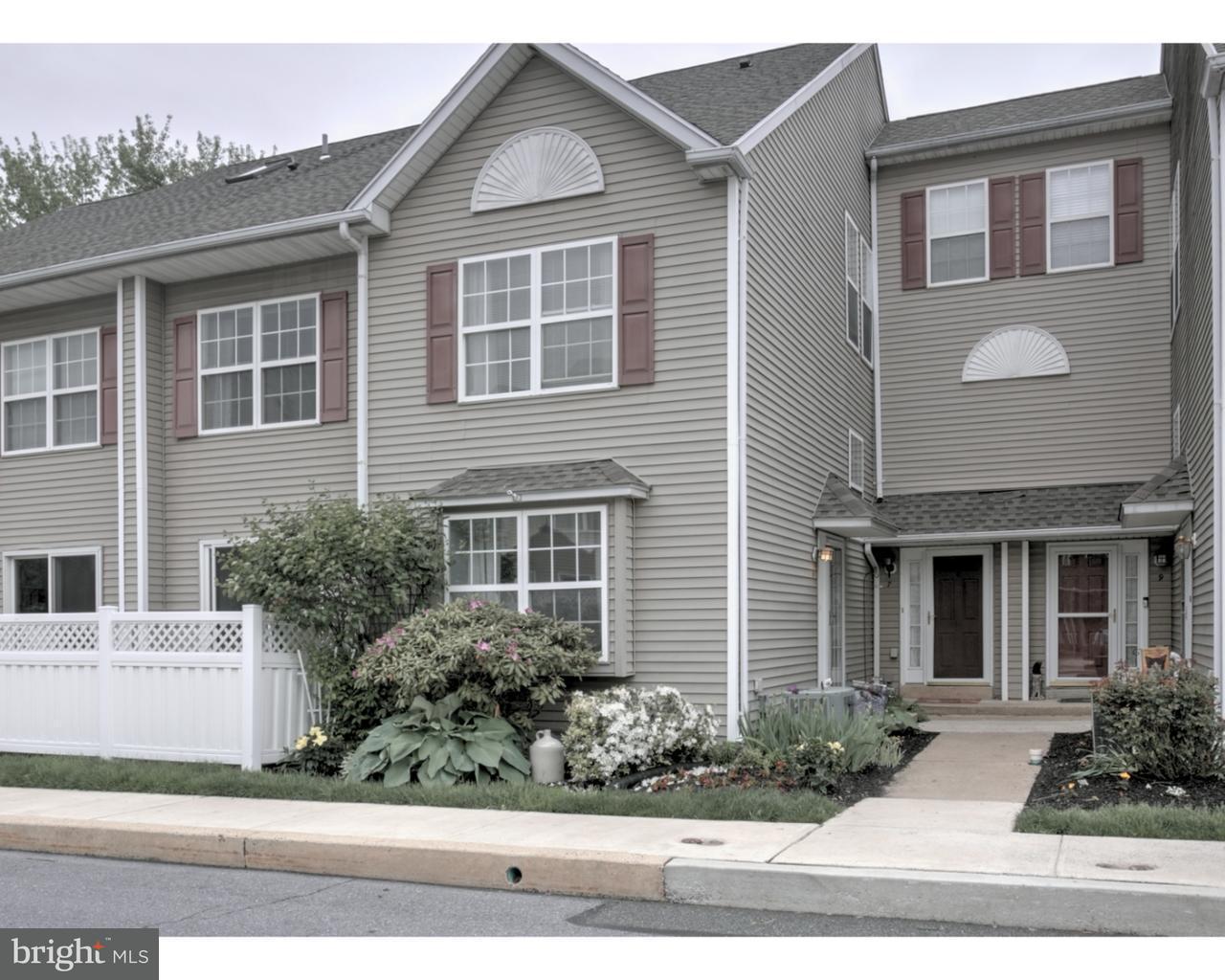 Частный односемейный дом для того Аренда на 5 HORSESHOE Drive Douglassville, Пенсильвания 19518 Соединенные Штаты