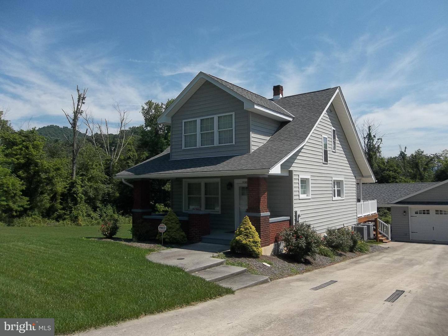 Single Family for Sale at 14301 Smouses Mill Rd NE Cumberland, Maryland 21502 United States
