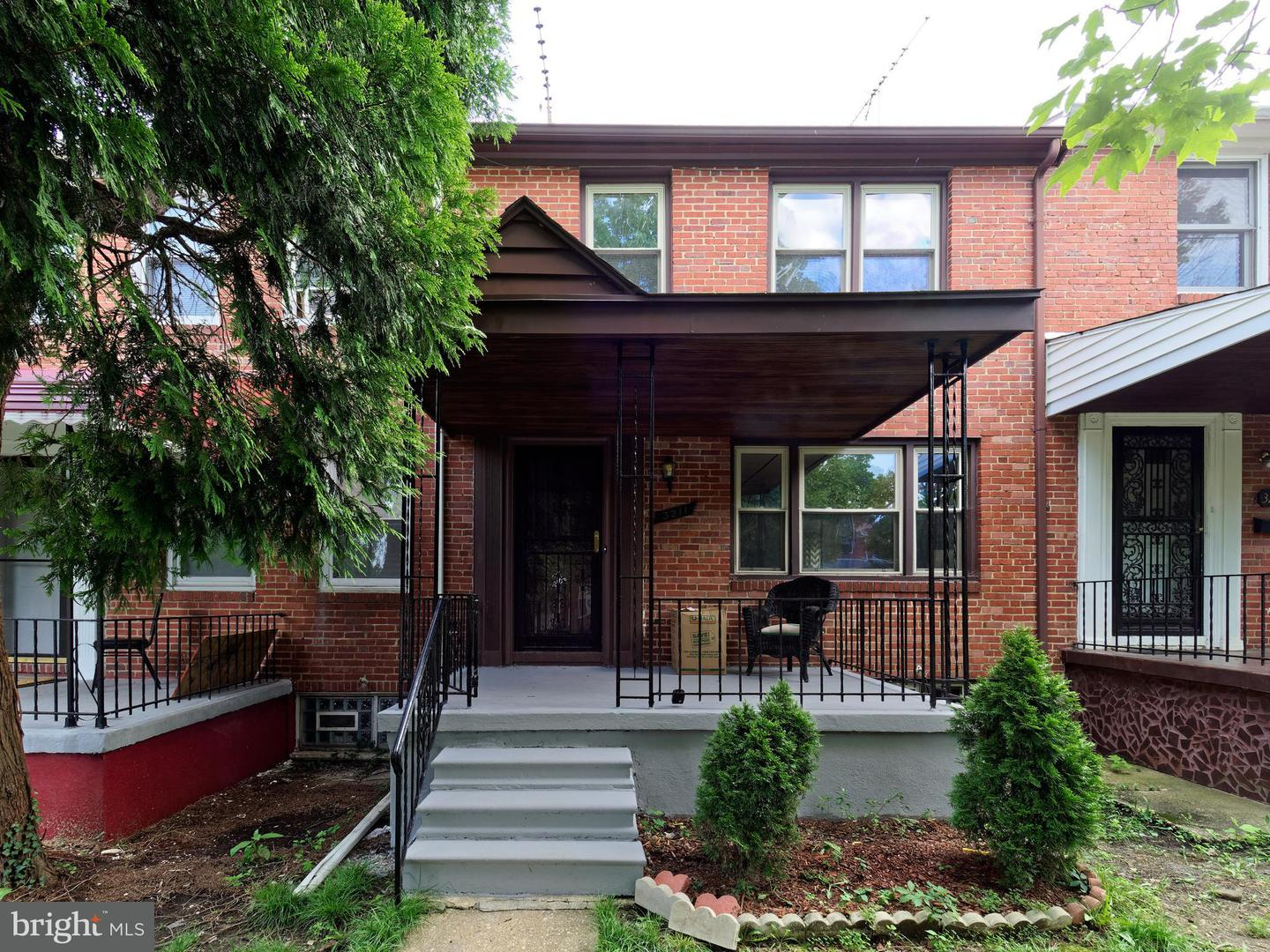 Single Family for Sale at 3211 Yosemite Ave Baltimore, Maryland 21215 United States