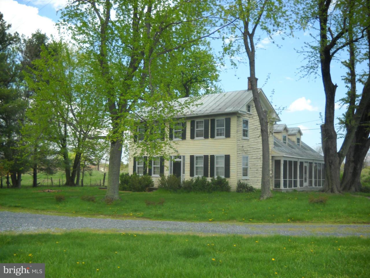 Granja por un Venta en 1967 Kearneysville Pike 1967 Kearneysville Pike Shepherdstown, West Virginia 25443 Estados Unidos