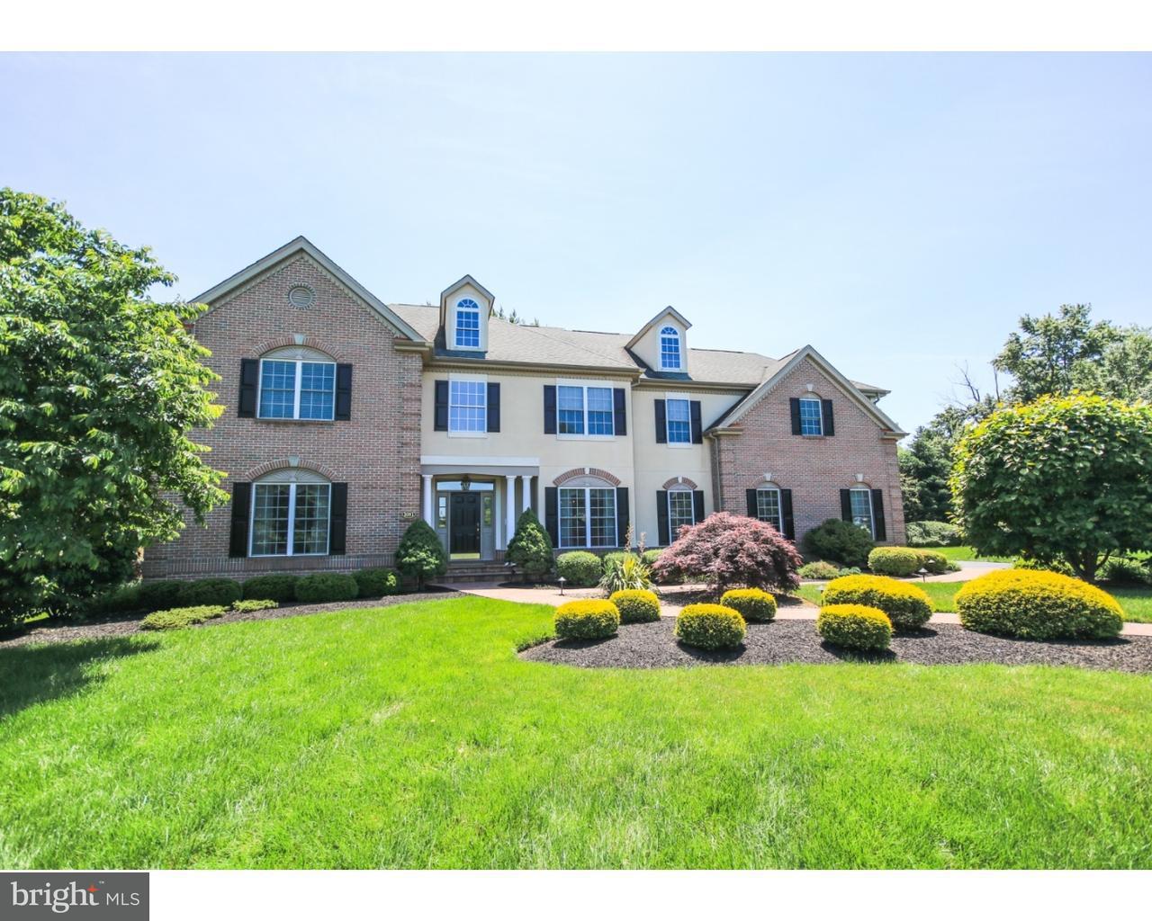独户住宅 为 销售 在 1051 WINDER Drive 雅德利, 宾夕法尼亚州 19067 美国