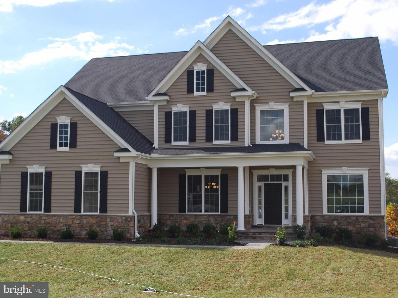 Частный односемейный дом для того Продажа на 10808 Longacre Lane 10808 Longacre Lane Stevenson, Мэриленд 21153 Соединенные Штаты
