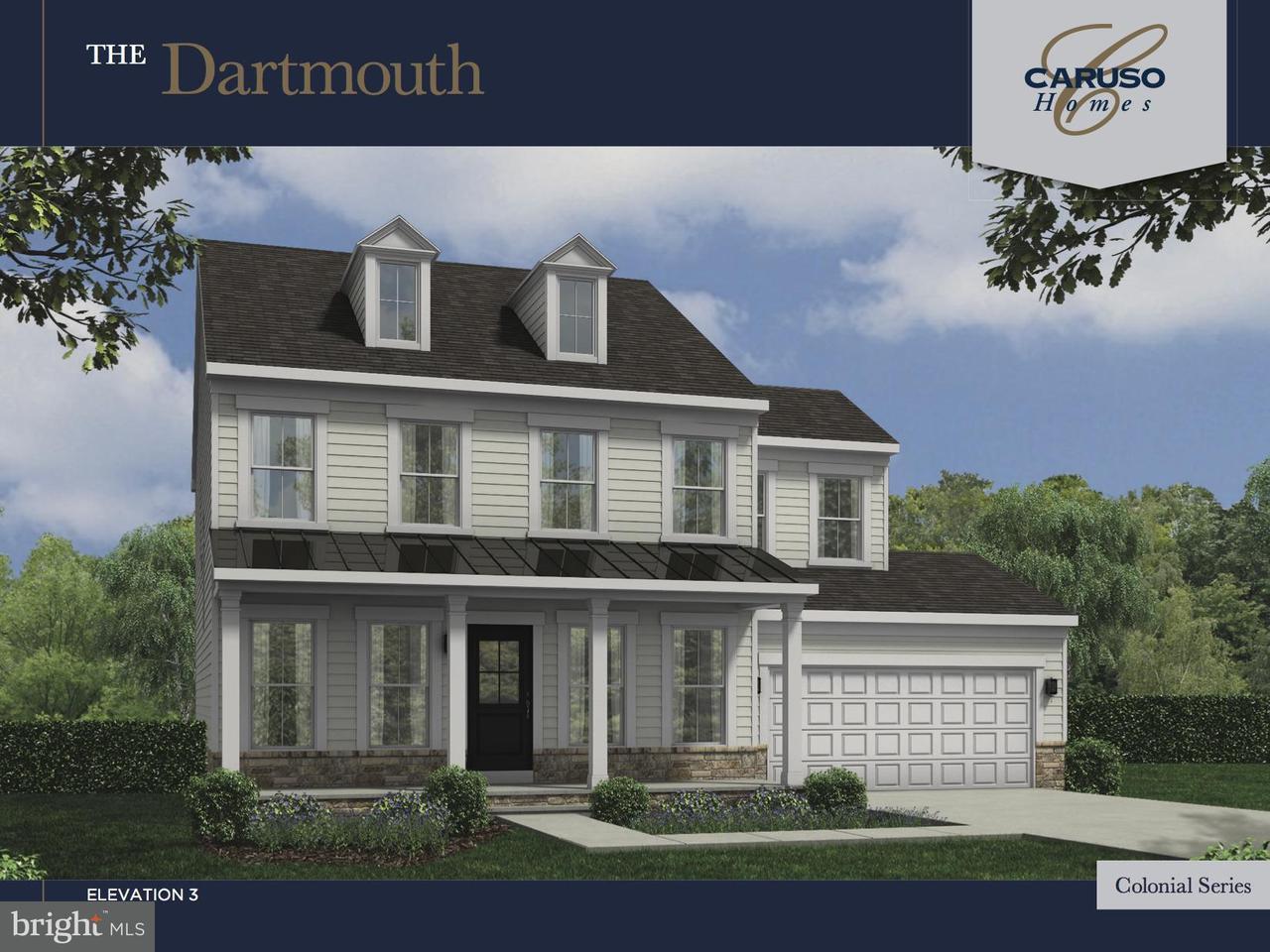獨棟家庭住宅 為 出售 在 Town Spring Road Town Spring Road Damascus, 馬里蘭州 20872 美國