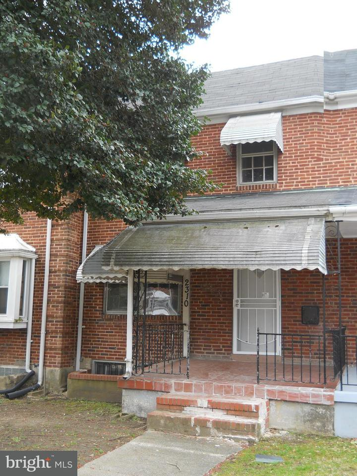 Single Family for Sale at 2310 Koko Ln Baltimore, Maryland 21216 United States