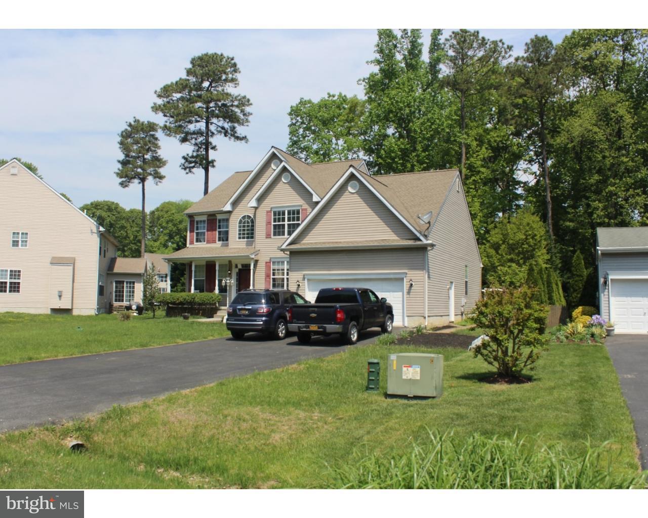 Casa para uma família para Venda às 125 ALBACORE Drive Frederica, Delaware 19946 Estados Unidos