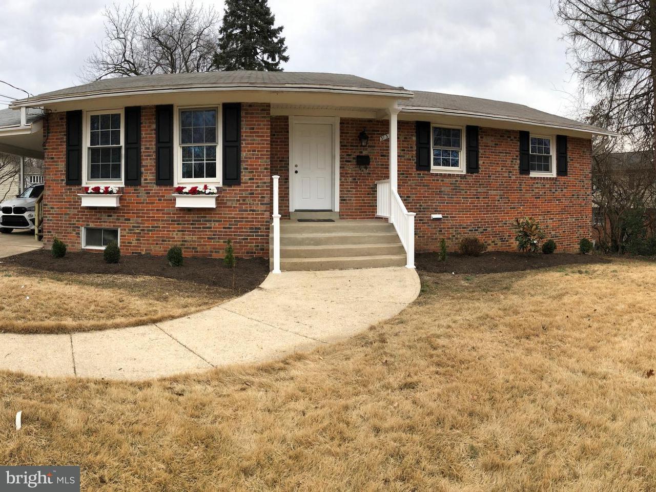 獨棟家庭住宅 為 出售 在 3137 Singleton Circle 3137 Singleton Circle Fairfax, 弗吉尼亞州 22030 美國