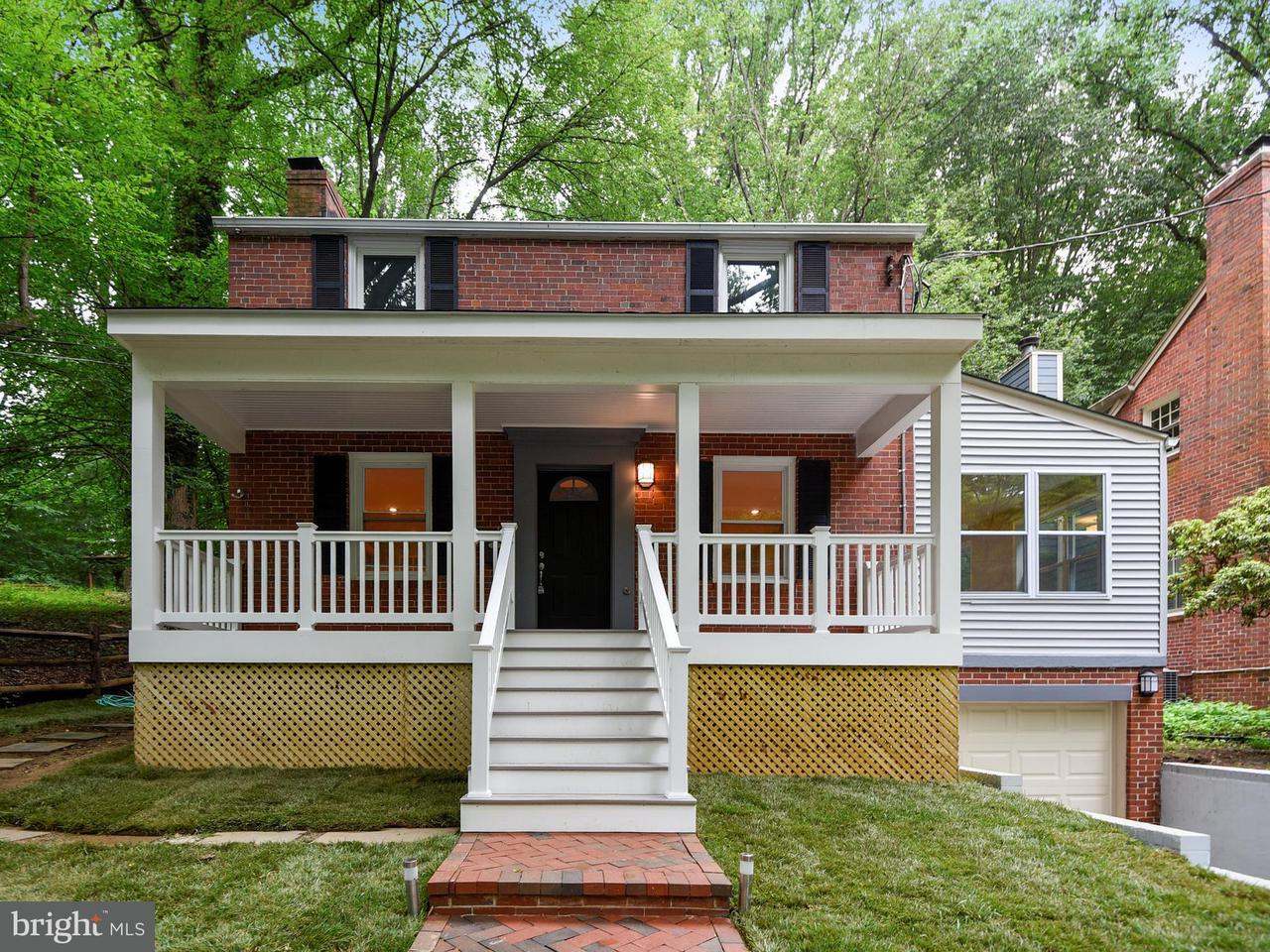 Single Family Home for Sale at 336 Mississippi Avenue 336 Mississippi Avenue Silver Spring, Maryland 20910 United States