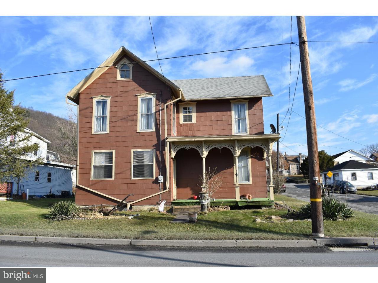 Casa Unifamiliar por un Venta en 402 E RAILROAD Avenue New Ringgold, Pennsylvania 17960 Estados Unidos