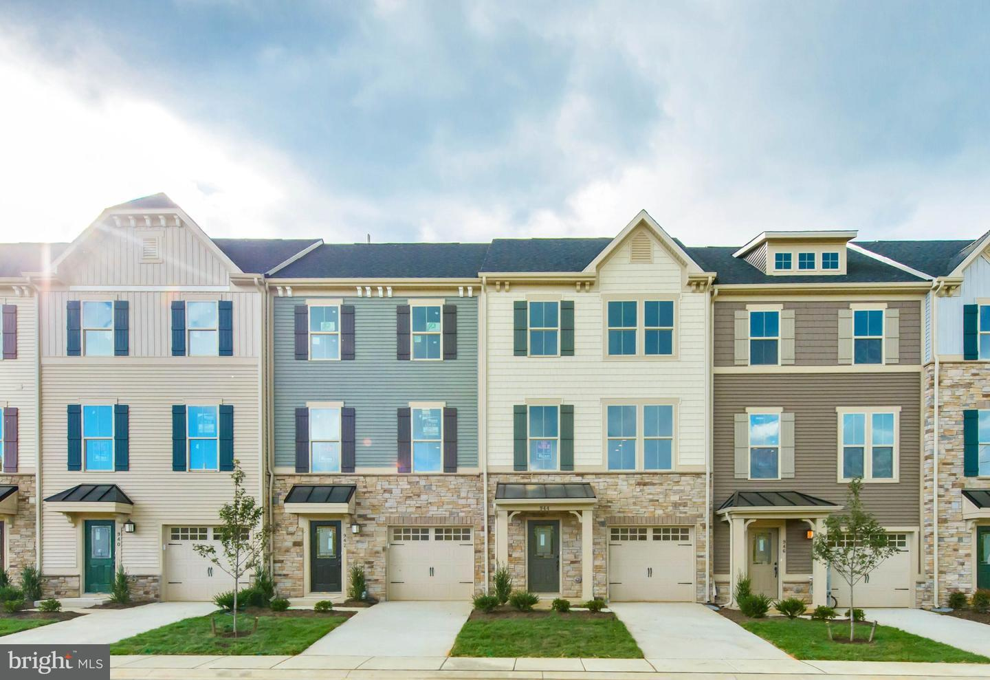 Single Family for Sale at Highgate Village #mozart D Halethorpe, Maryland 21227 United States