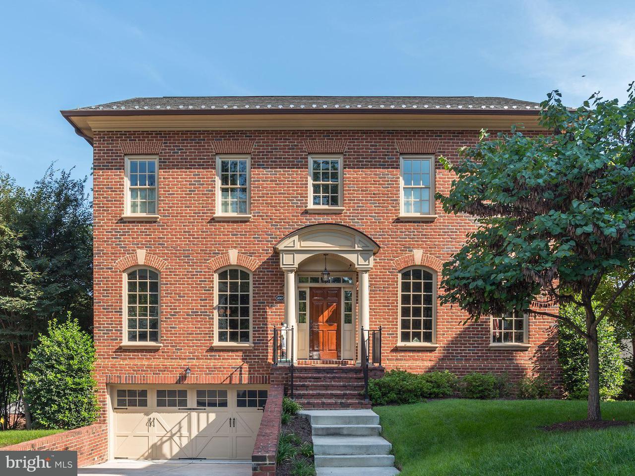 Single Family Home for Sale at 4005 Richmond Street 4005 Richmond Street Arlington, Virginia 22207 United States