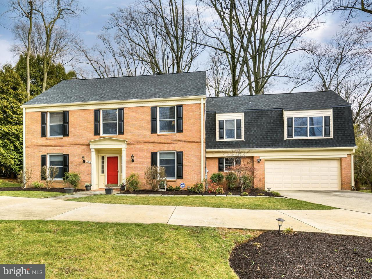 獨棟家庭住宅 為 出售 在 11505 Cushman Road 11505 Cushman Road North Bethesda, 馬里蘭州 20852 美國