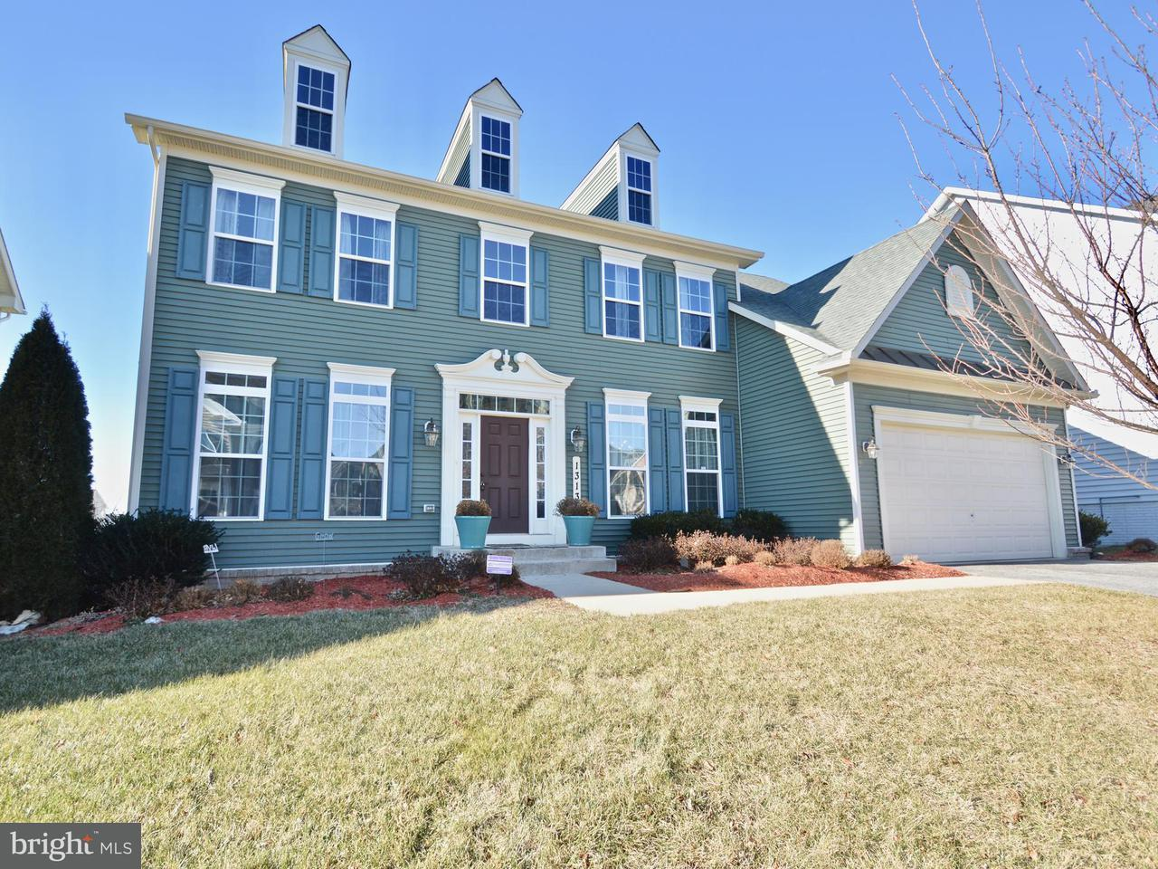 獨棟家庭住宅 為 出售 在 1313 Volunteer Drive 1313 Volunteer Drive Brunswick, 馬里蘭州 21716 美國