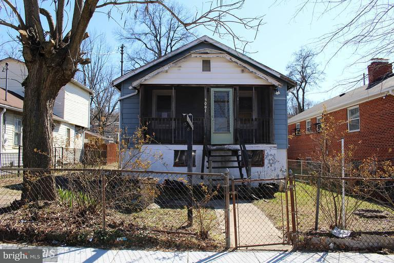 Single Family for Sale at 5007 Lee St NE Washington, District Of Columbia 20019 United States