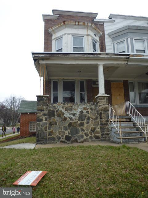 Single Family for Sale at 3643 Reisterstown Rd Baltimore, Maryland 21215 United States