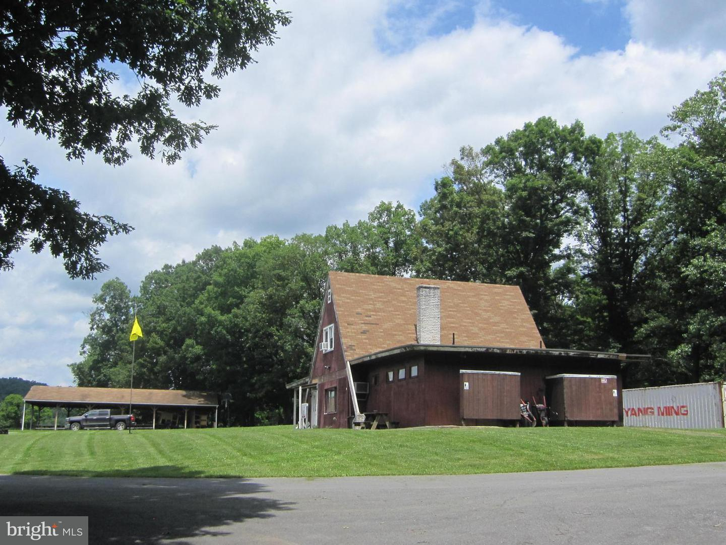 Commercial for Sale at 10809 Big Pool Rd Big Pool, Maryland 21711 United States
