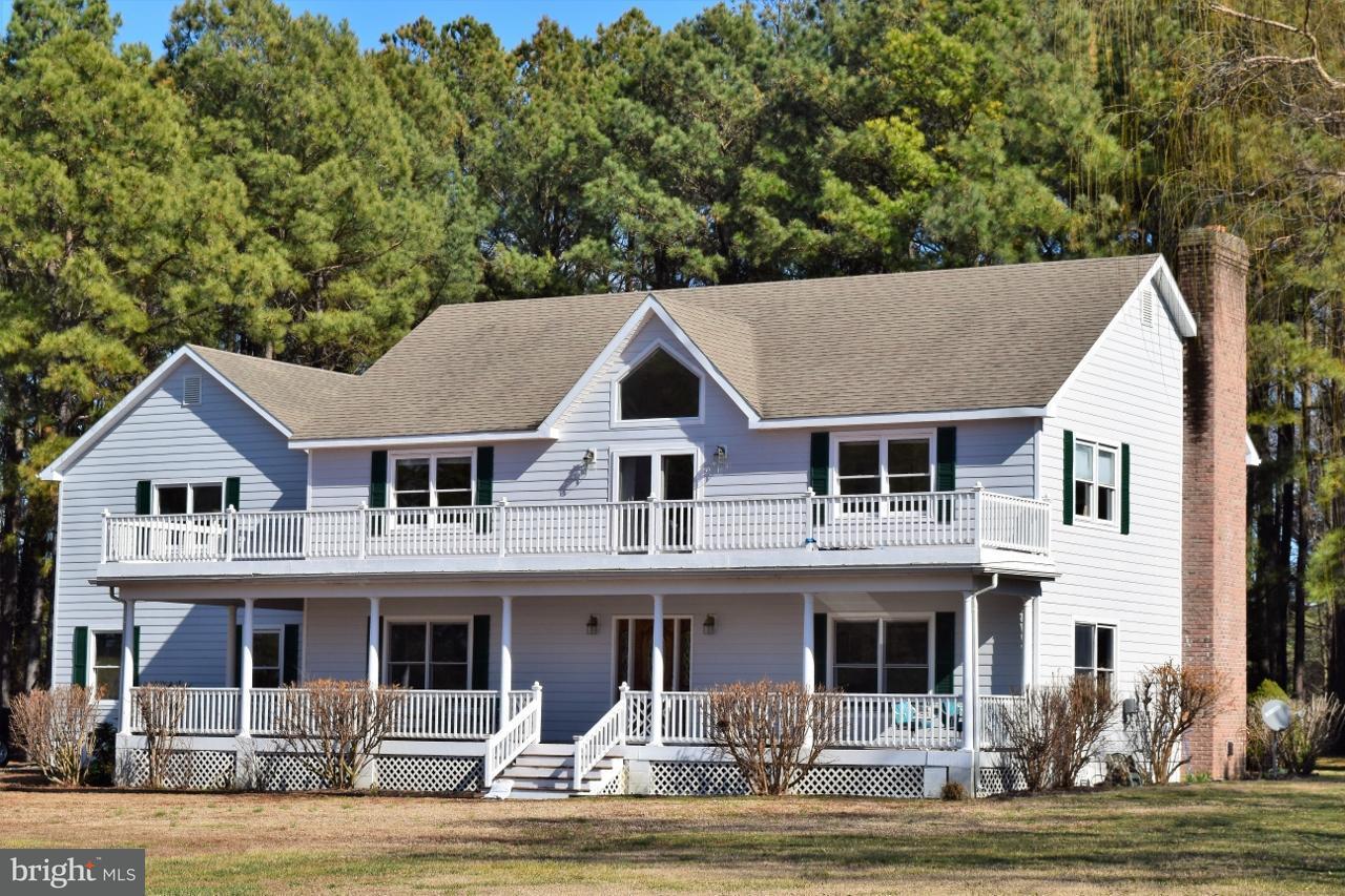 Maison unifamiliale pour l Vente à 7381 Cabin Cove Rd S 7381 Cabin Cove Rd S Sherwood, Maryland 21665 États-Unis