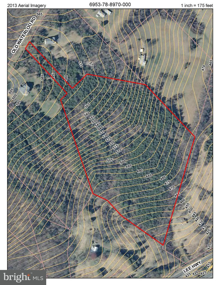 Land for Sale at Old Waterloo Rd Warrenton, Virginia 20186 United States