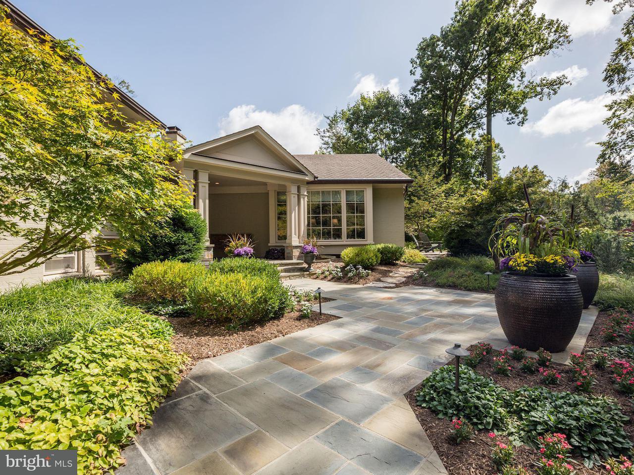 Single Family Home for Sale at 6407 Bradley Blvd 6407 Bradley Blvd Bethesda, Maryland 20817 United States