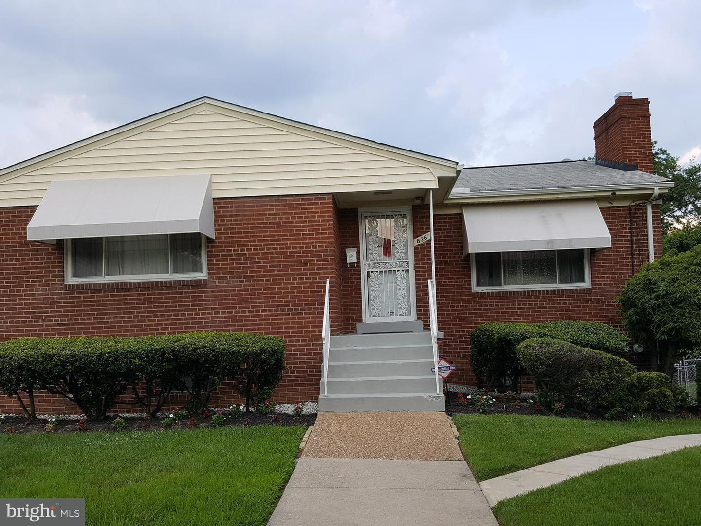 Other Residential for Rent at 836 Fairoak Ave Hyattsville, Maryland 20783 United States