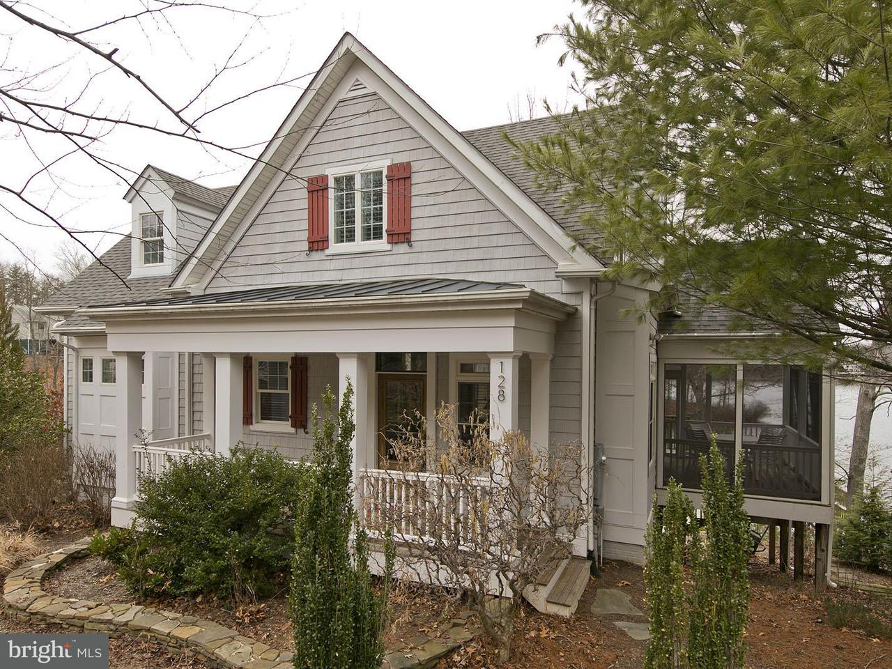 一戸建て のために 売買 アット 128 Waterside Lane 128 Waterside Lane Cross Junction, バージニア 22625 アメリカ合衆国