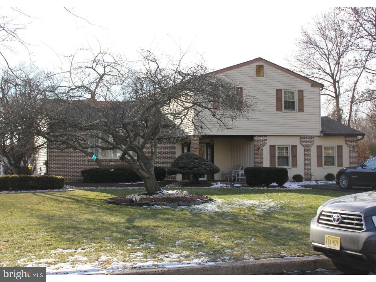 Maison unifamiliale pour l Vente à 110 ANDREA Drive Richboro, Pennsylvanie 18954 États-Unis