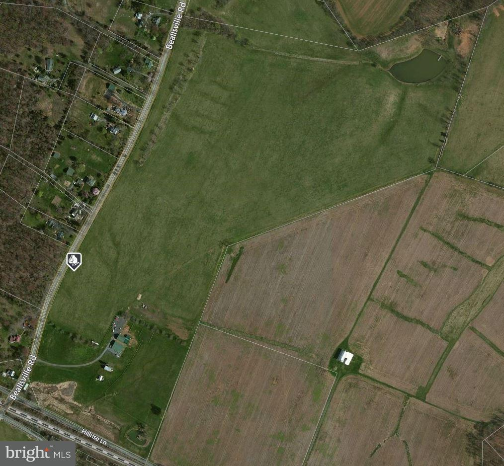 土地,用地 为 销售 在 21715 Beallsville Road 21715 Beallsville Road Boyds, 马里兰州 20841 美国