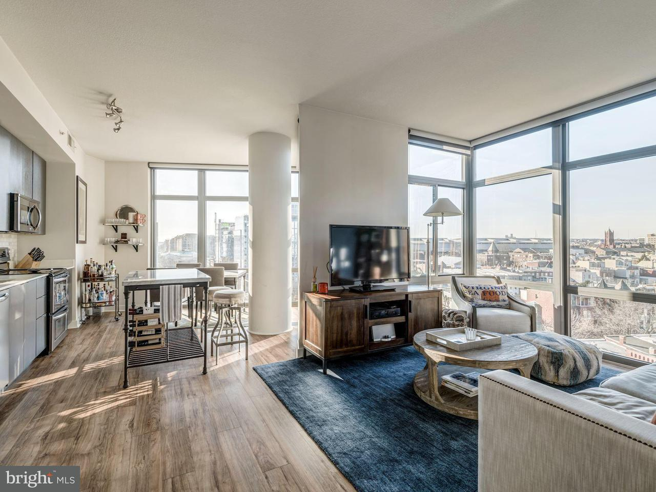 Condominium for Sale at 460 New York Ave NW #803 Washington, District Of Columbia 20001 United States