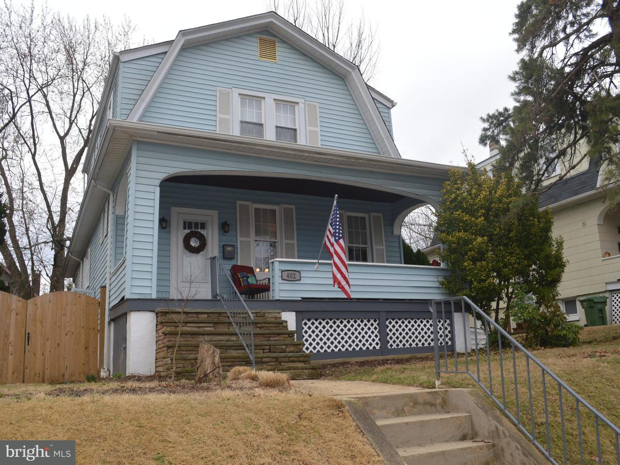 Single Family for Sale at 402 Rock Glen Rd Baltimore, Maryland 21229 United States