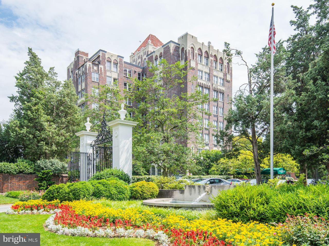Condominium for Sale at 3900 Cathedral Ave NW #207a Washington, District Of Columbia 20016 United States