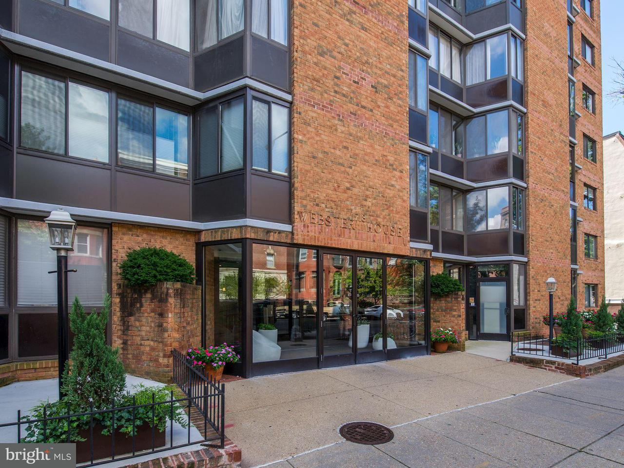Condominium for Sale at 1718 P St NW #919 Washington, District Of Columbia 20036 United States