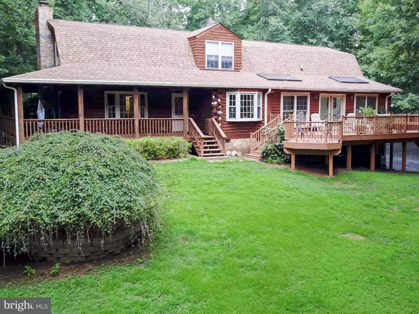 Single Family for Sale at 16405 Deerfield Ln Jeffersonton, Virginia 22724 United States