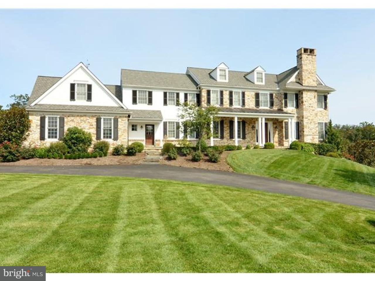 Maison unifamiliale pour l Vente à 105 PAIRED OAKS Lane Greenville, Delaware 19807 États-Unis