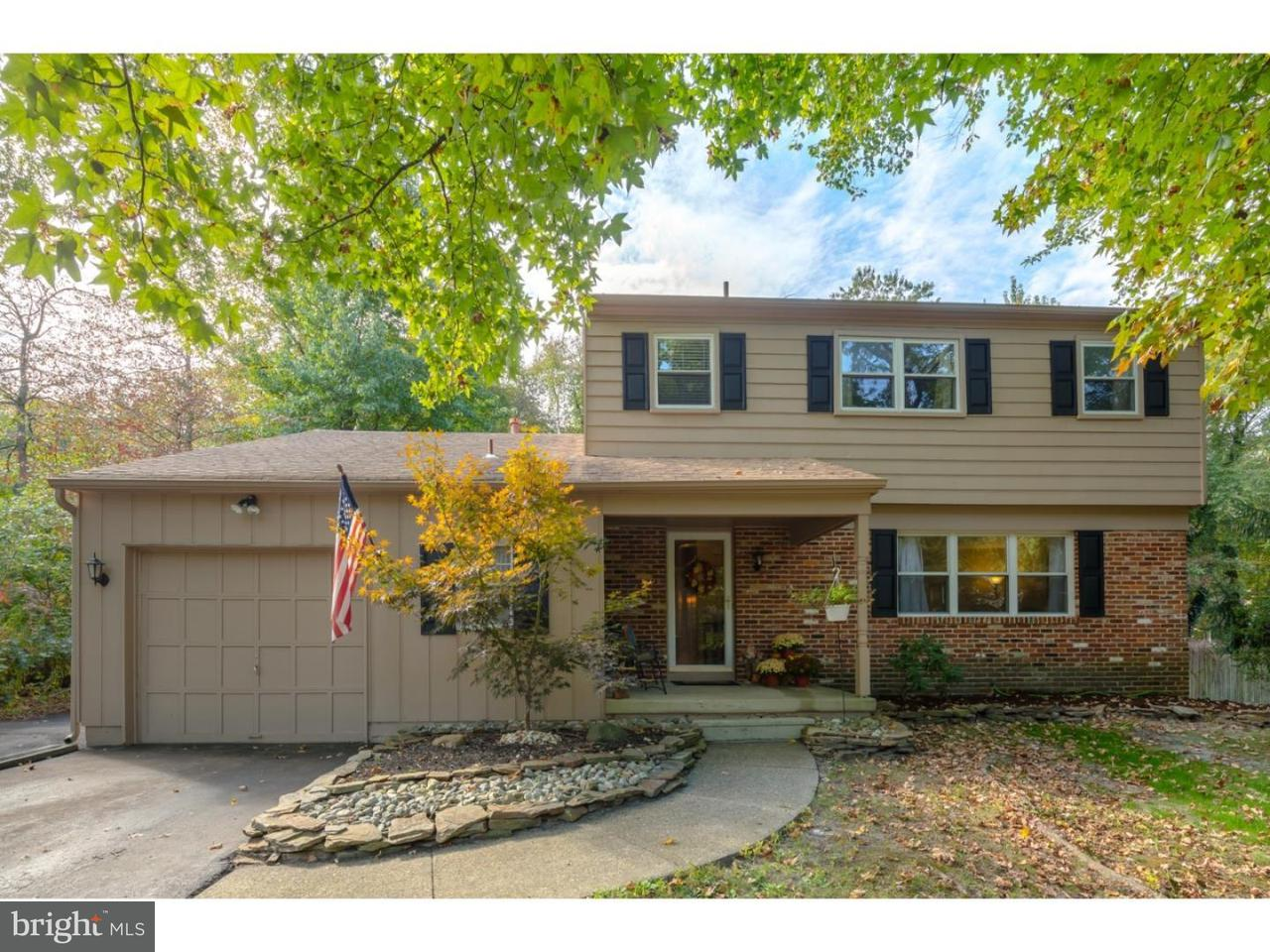 Maison unifamiliale pour l à louer à 3 KNOTTY OAK Drive Medford, New Jersey 08055 États-Unis