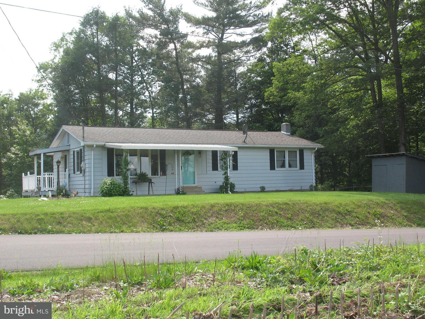 Single Family for Sale at 17506 Mountain Foot Spur Rd Blairs Mills, Pennsylvania 17213 United States