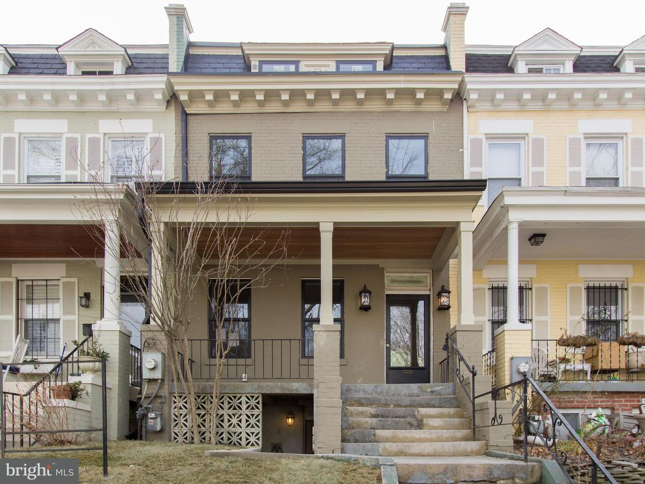 Single Family for Sale at 726 Shepherd St NW Washington, District Of Columbia 20011 United States