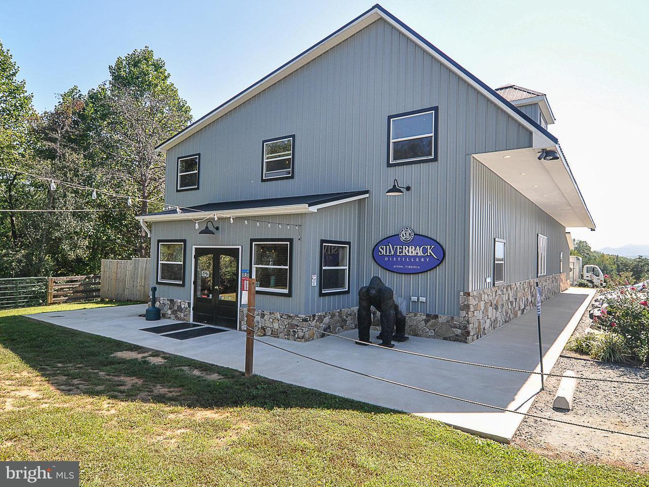 Comercial para Venda às 9374 Rockfish Valley Hwy 9374 Rockfish Valley Hwy Afton, Virginia 22920 Estados Unidos