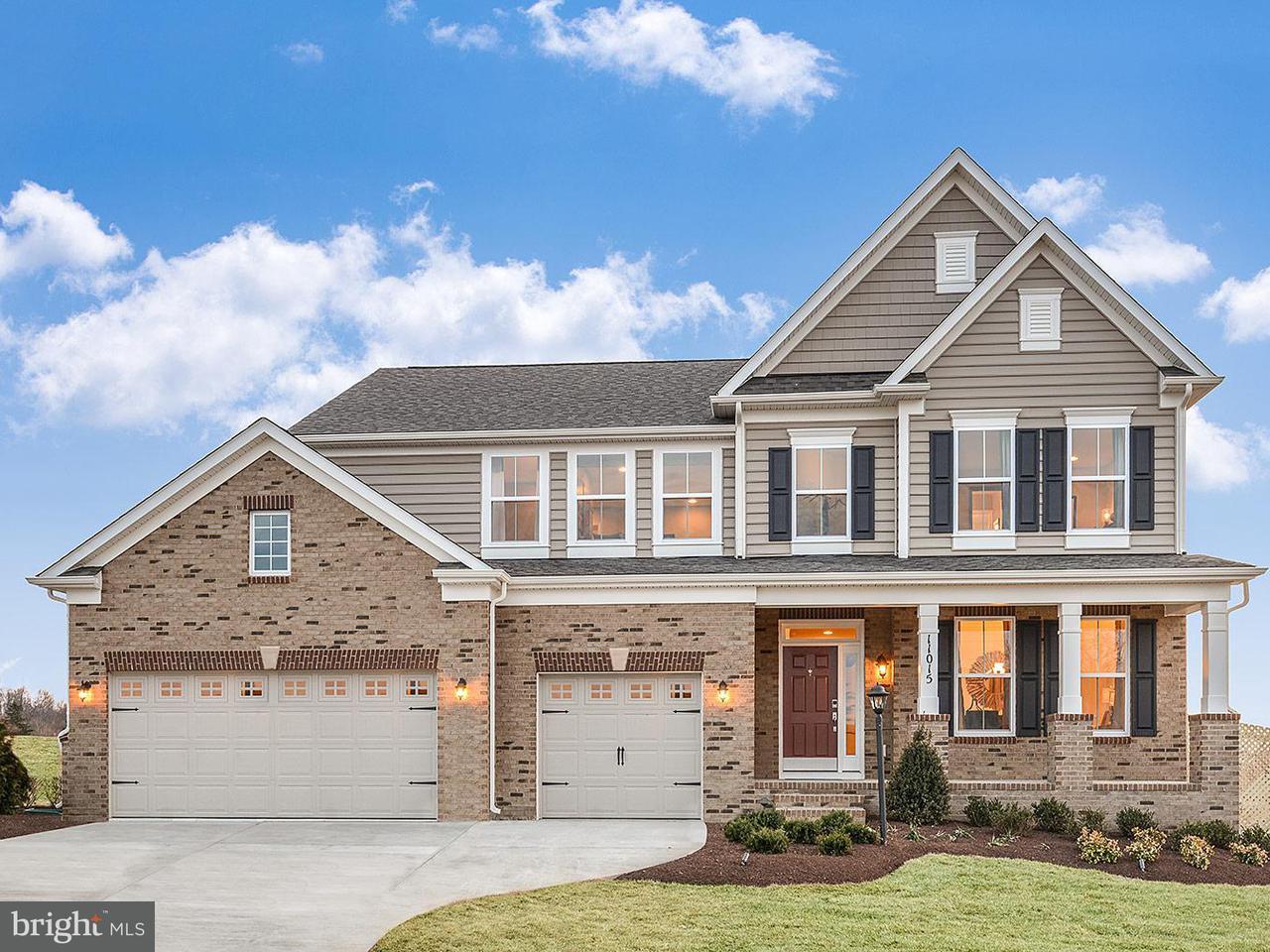 Single Family Home for Sale at 11007 Tinder Box Way 11007 Tinder Box Way Monrovia, Maryland 21770 United States