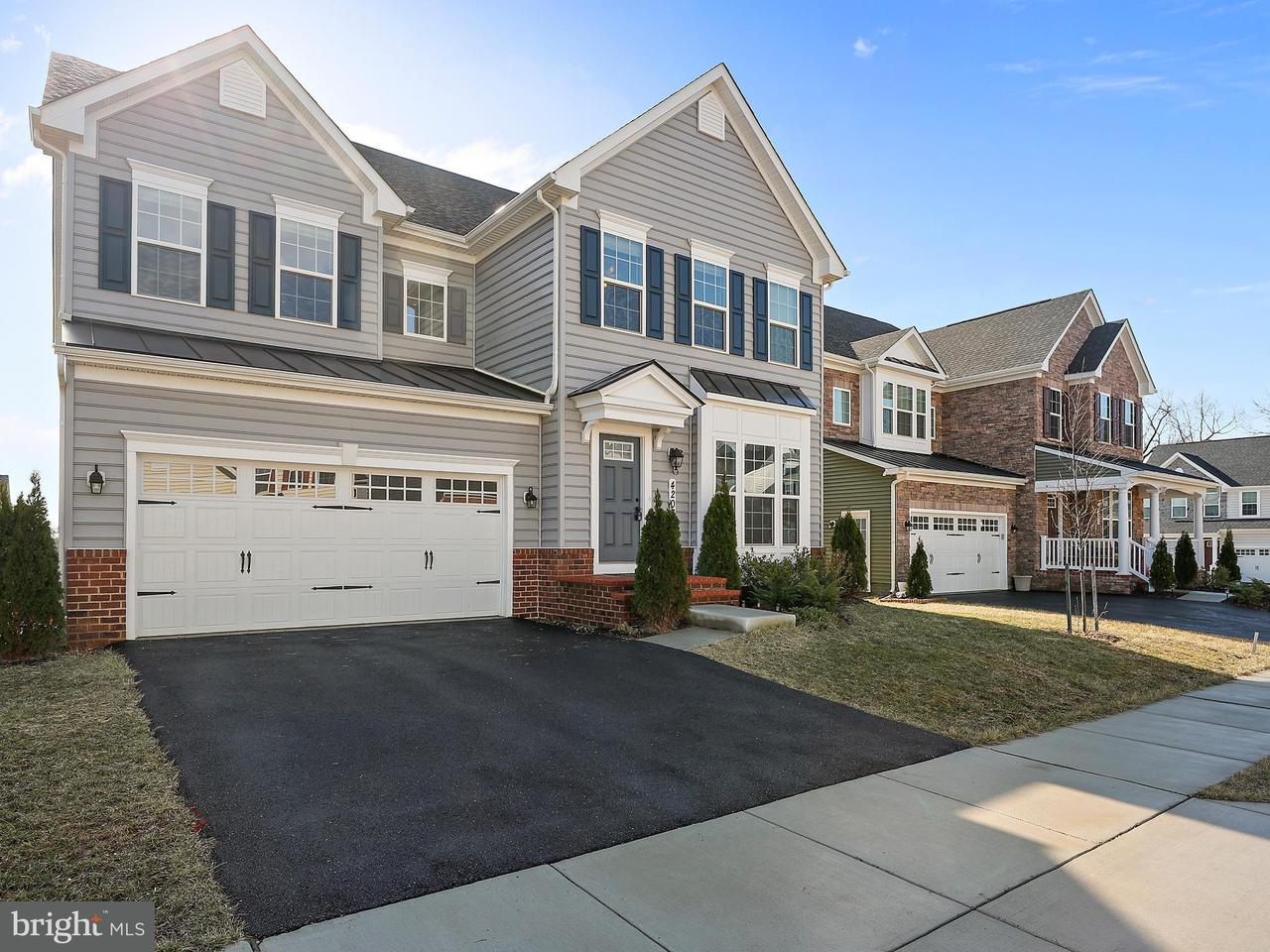獨棟家庭住宅 為 出售 在 4203 Camberwell Lane 4203 Camberwell Lane Burtonsville, 馬里蘭州 20866 美國