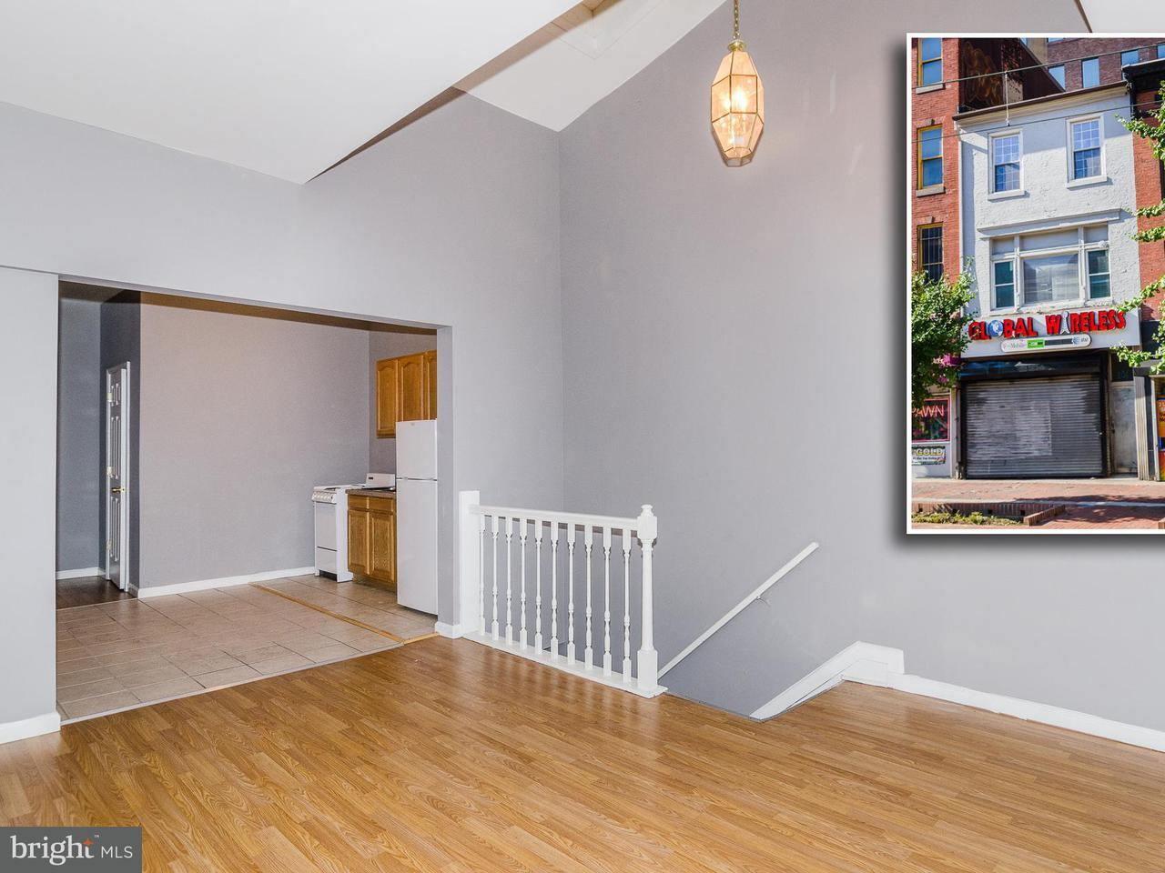 Commercial for Sale at 106 Howard St N Baltimore, Maryland 21201 United States