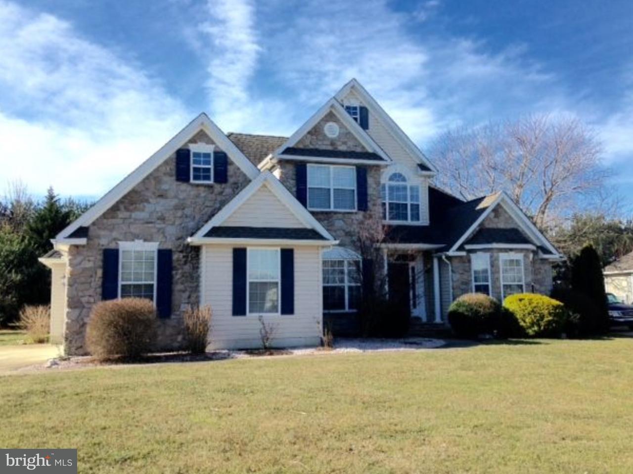 Maison unifamiliale pour l Vente à 486 ORCHARD GROVE WAY Camden Wyoming, Delaware 19934 États-Unis