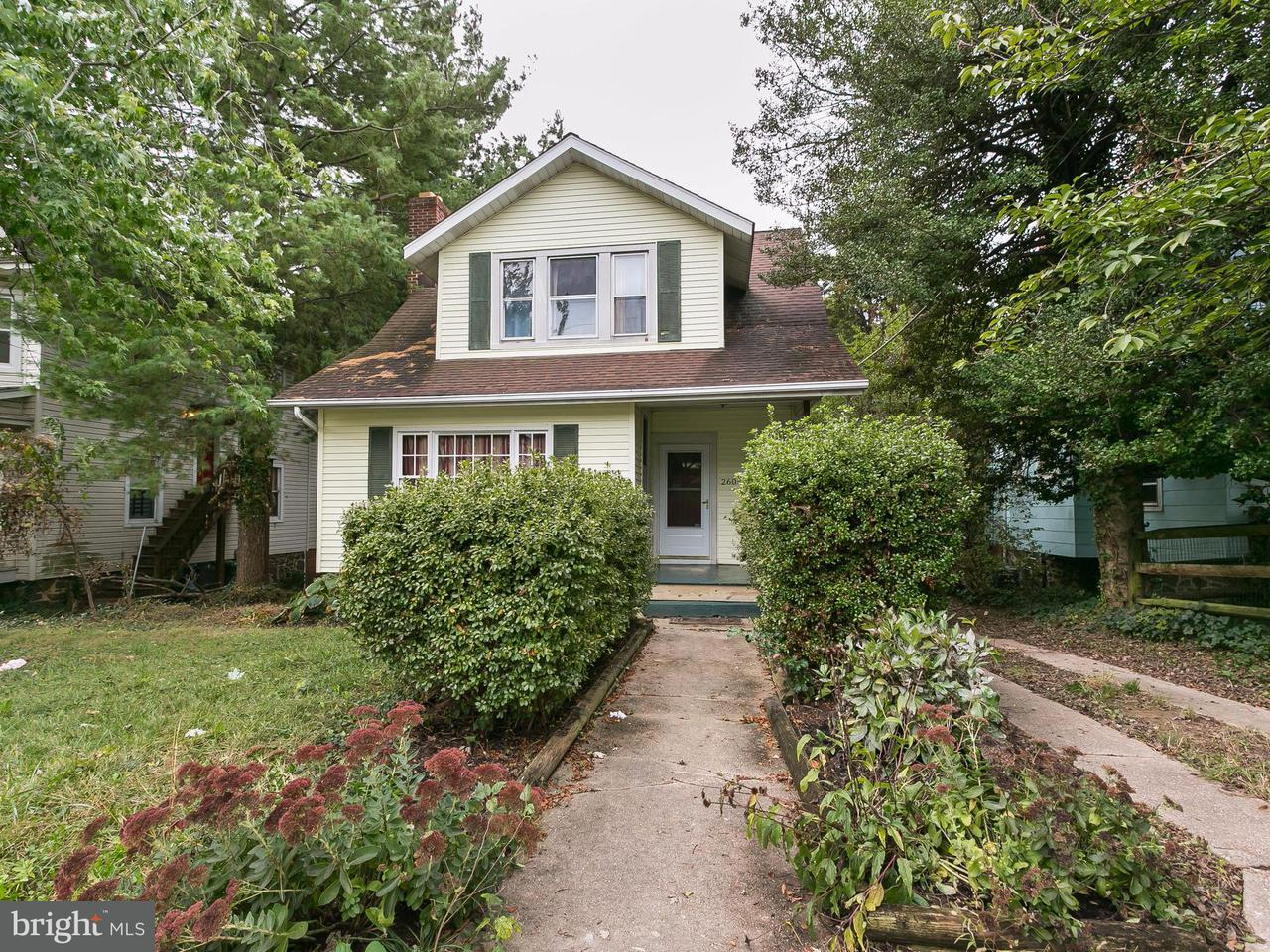 Single Family for Sale at 2605 Ailsa Ave Baltimore, Maryland 21214 United States