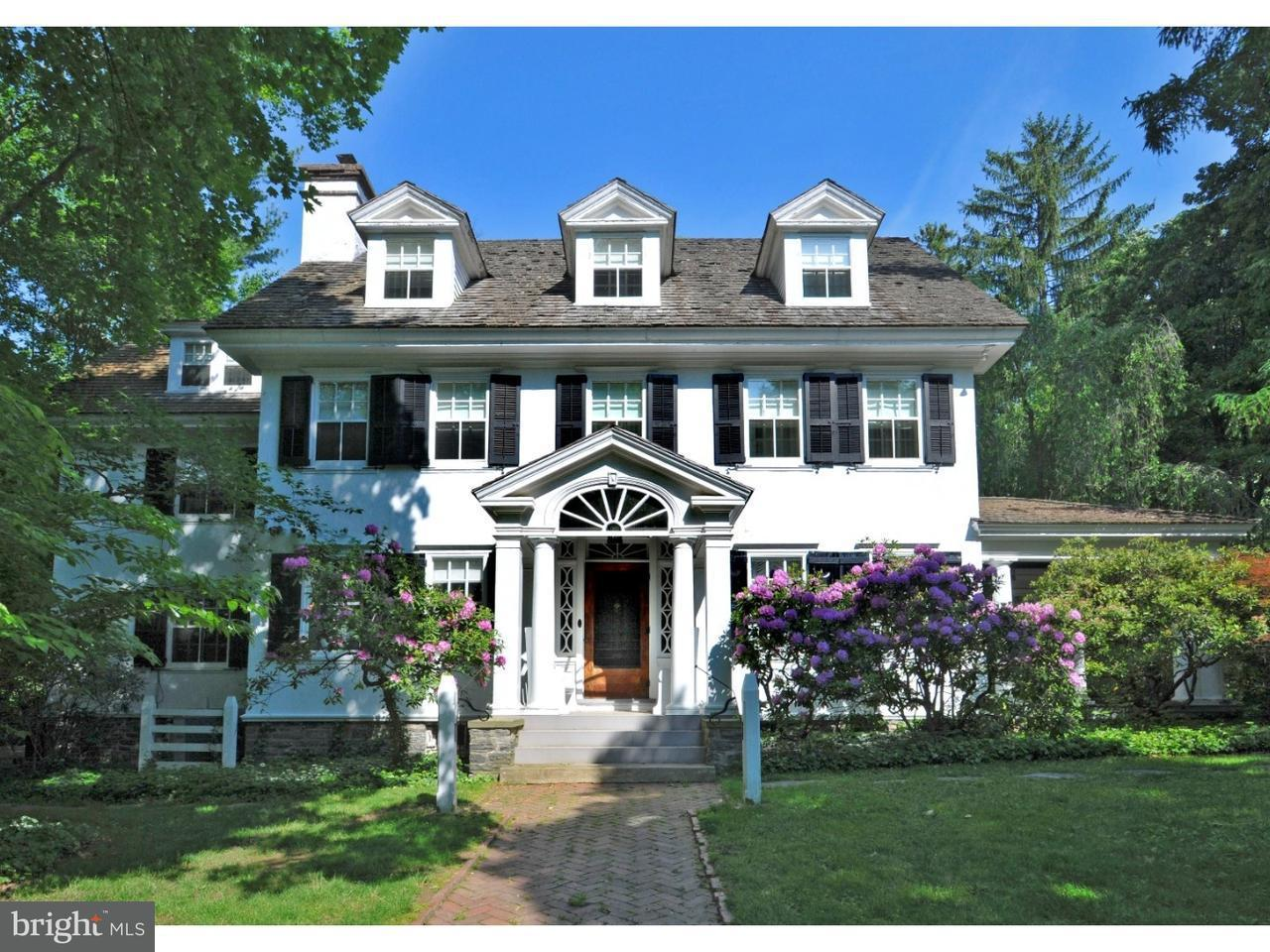 Single Family Home for Sale at 1138 SEWELL Lane Rydal, Pennsylvania 19046 United States