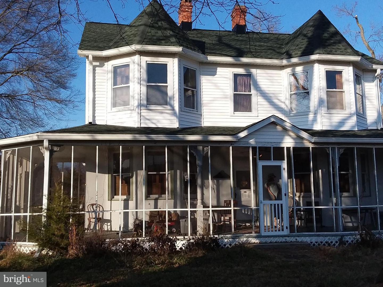 Farm for Sale at 12830.Farmhouse Wicomico Beach Rd Newburg, Maryland 20664 United States