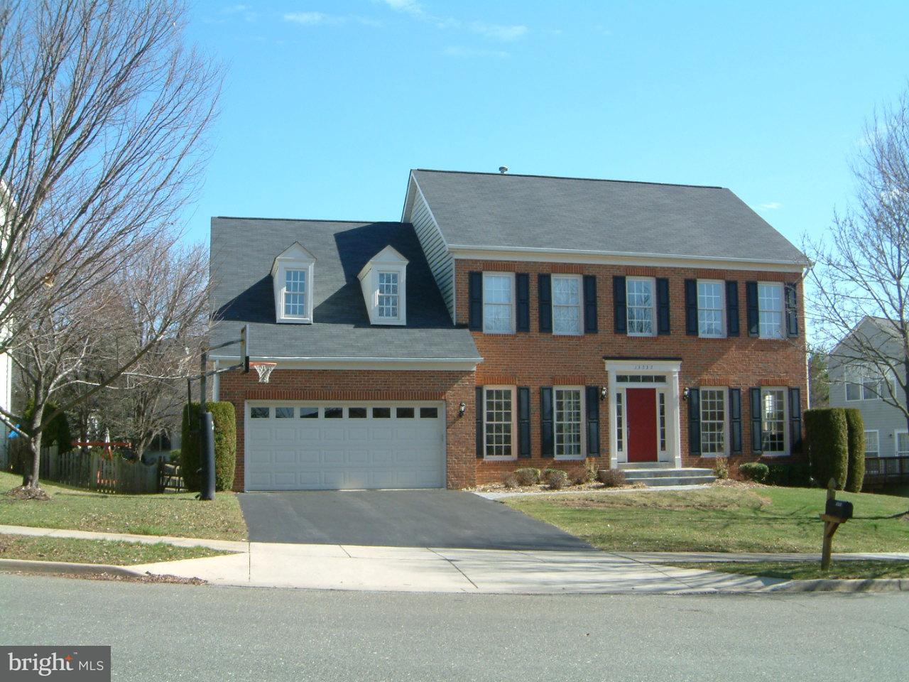 Single Family Home for Sale at 13535 Sanderling Place 13535 Sanderling Place Germantown, Maryland 20874 United States