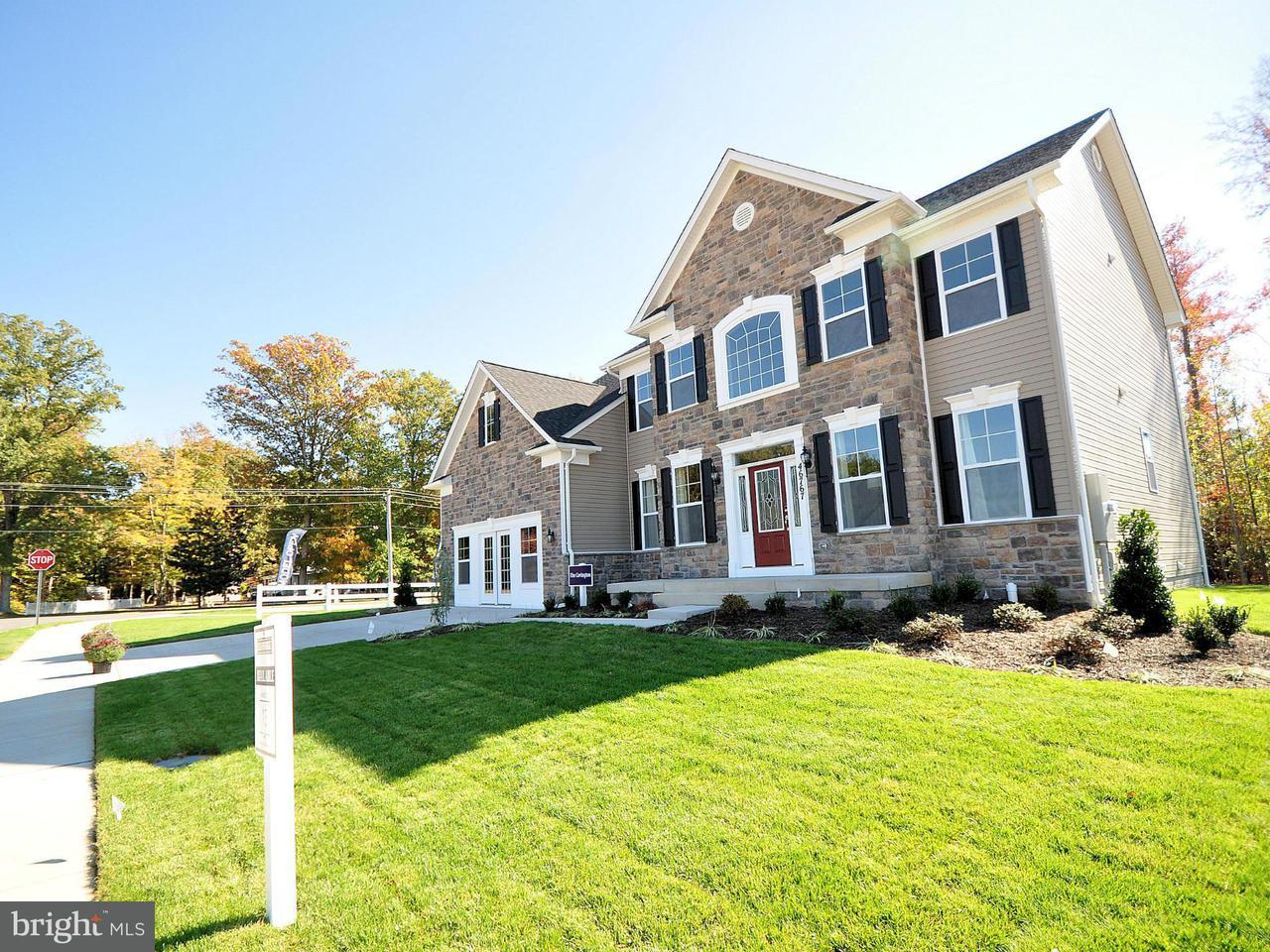 Частный односемейный дом для того Продажа на 46767 Al Mar Street 46767 Al Mar Street Lexington Park, Мэриленд 20653 Соединенные Штаты